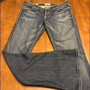 William Rast jeans that fit awesome in a size 29.